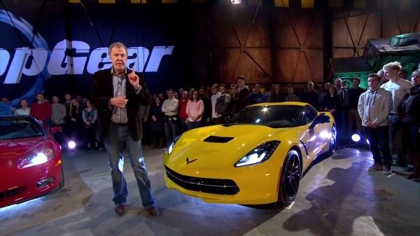 C7 Corvette Stingray on Top Gear (2)