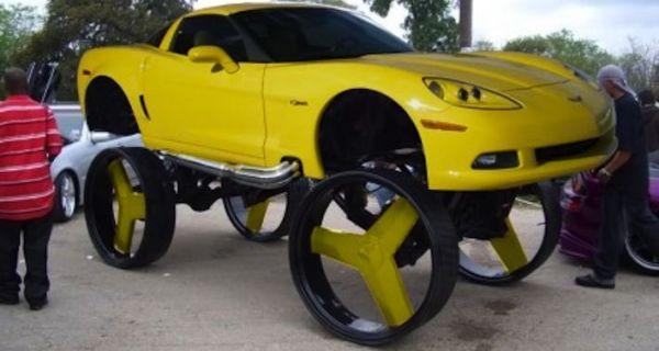 Donk C6 Corvette Z06