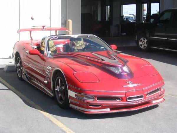 ugly c5 corvette
