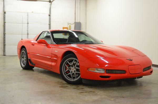 2001 c5 corvette