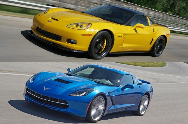 2014-chevrolet-corvette-stingray-z51-and-2013-chevrolet-corvette-z06
