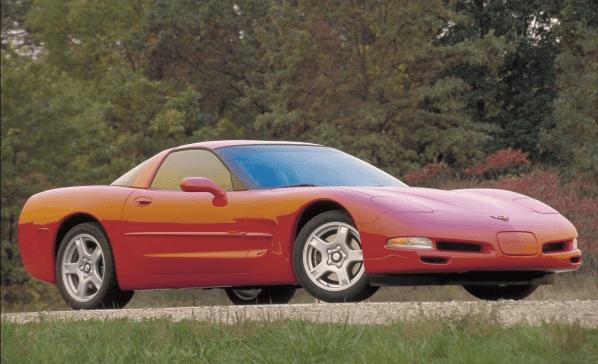 1997 Corvette C5