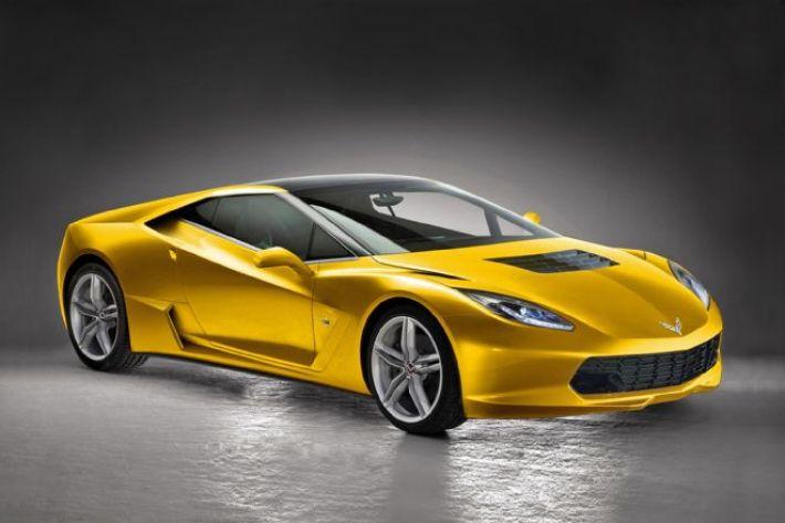 Mid-Engine Corvette Rendering (2)