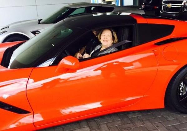 Plant City Corvette