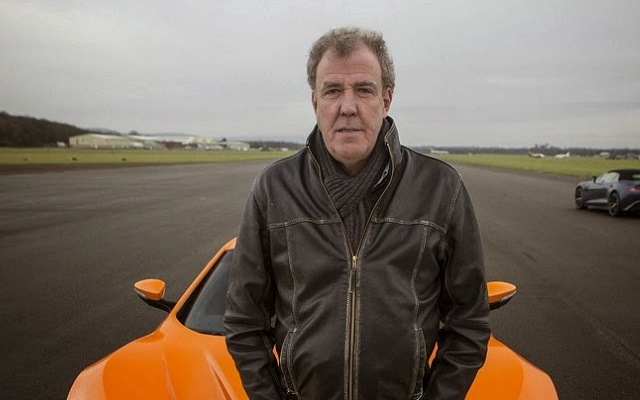 Top Gear Jeremy Clarkson Netflix feature