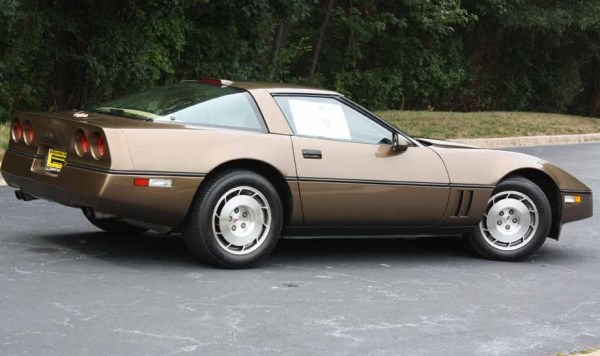 new 1986 Corvette