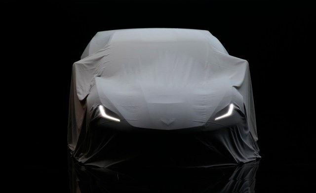 CORRECTION Auto Show 2014 Corvette