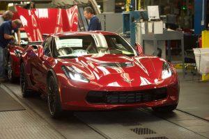 Corvette Orders Delayed 2017
