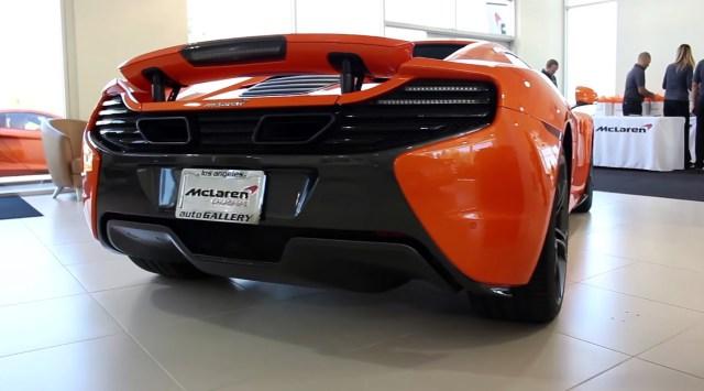 McLaren 650S Video Still from Manuel Carrillo III (3)