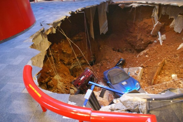 NCM sinkhole