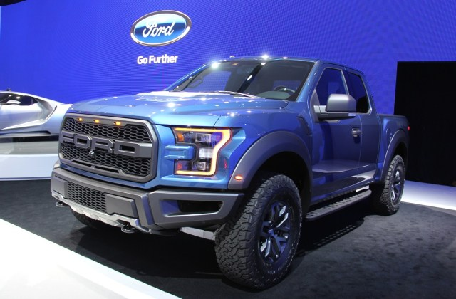New Ford Raptor