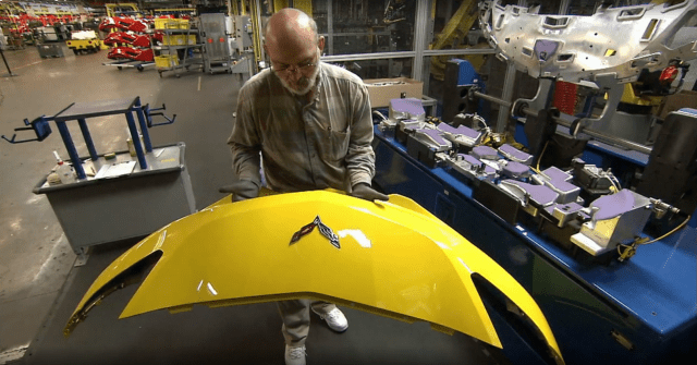 C7 Corvette Body Panels are Welded with Sound? - CorvetteForum
