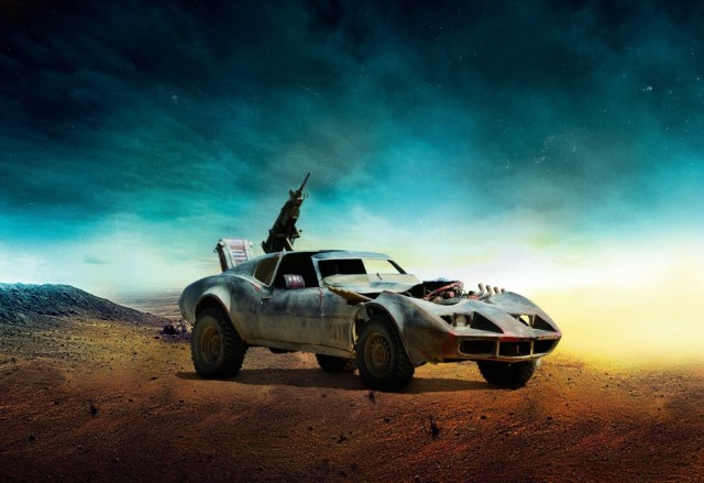 Mad Max Buggy#9