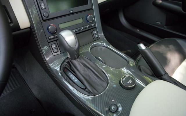 c6 center console