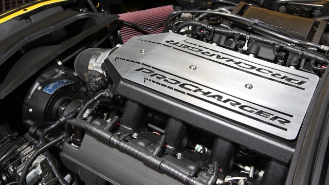 2015_corvette_z06_procharger_supercharged_underhood_black_intake_satin_cover_rear_full