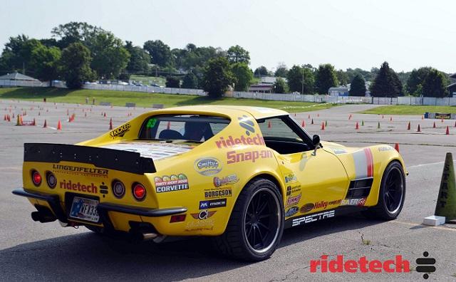 Ridetech 48 Hour Corvette