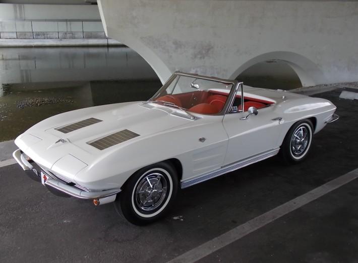 1963 Convertible Corvette