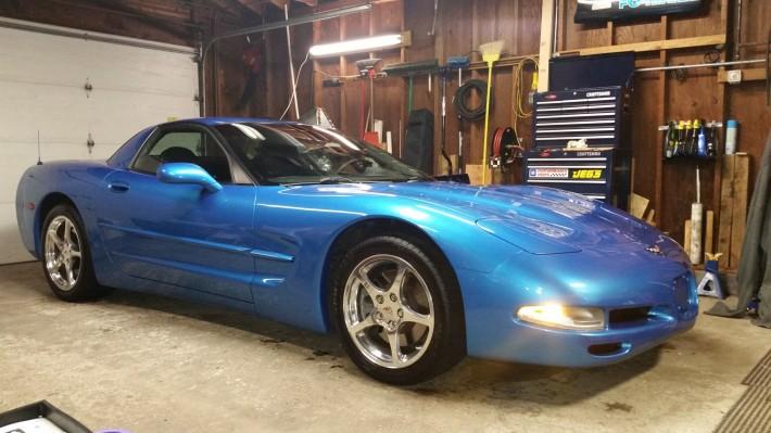 2000 Corvette C5 FRC