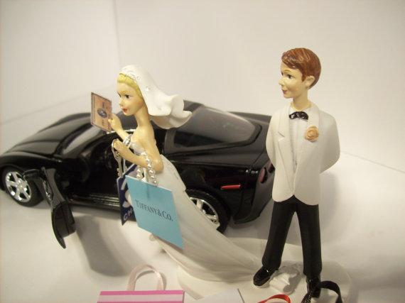 C6 Corvette wedding