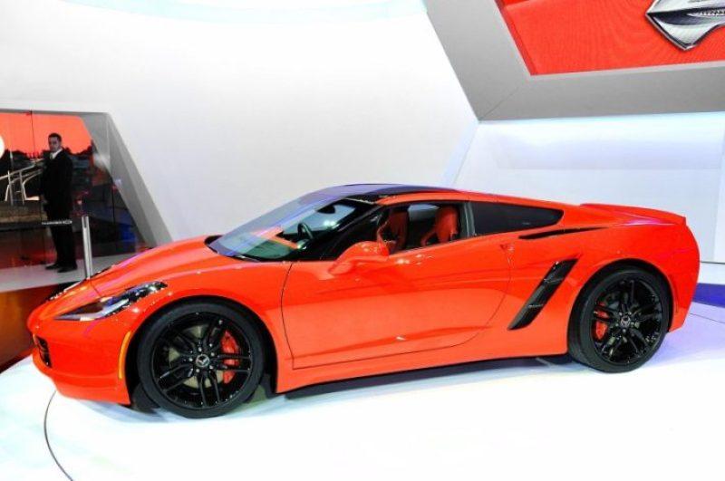 Mid-Engine Corvette Photo Chop