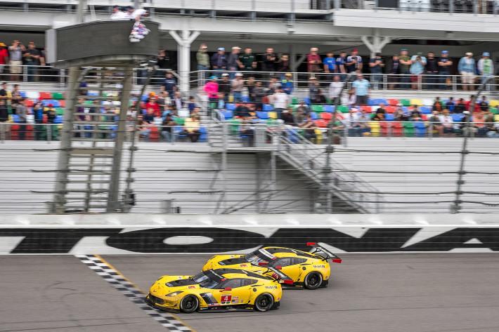 Corvette C7R Wins Rolex 24 At Daytona