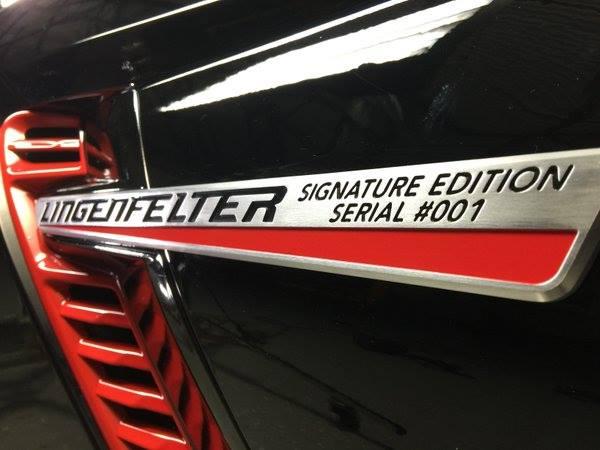 Lingenfelter C7 Signature Edition