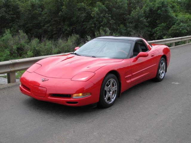 1998 Corvette of the Week