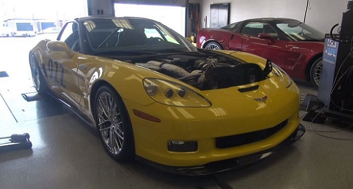 Lingenfelter Performance C6