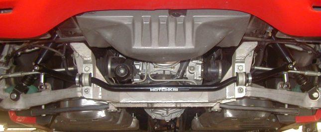 C5 rear suspension