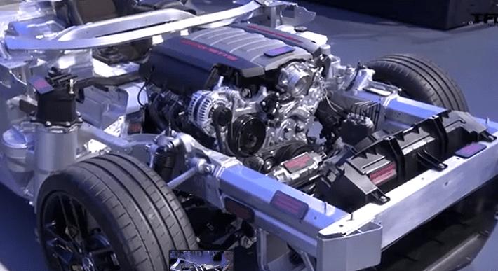 Corvette Flesh Video
