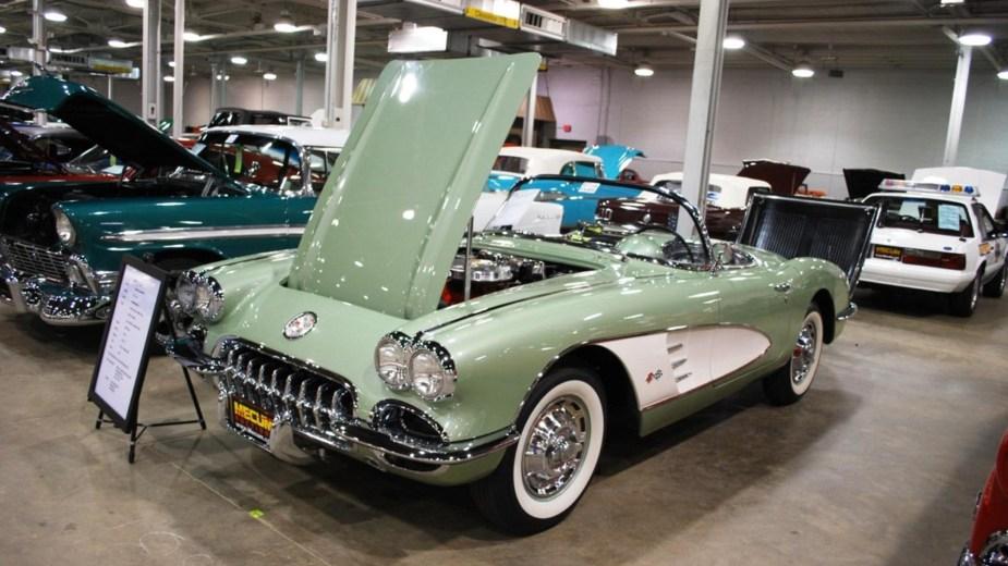 1960 Green