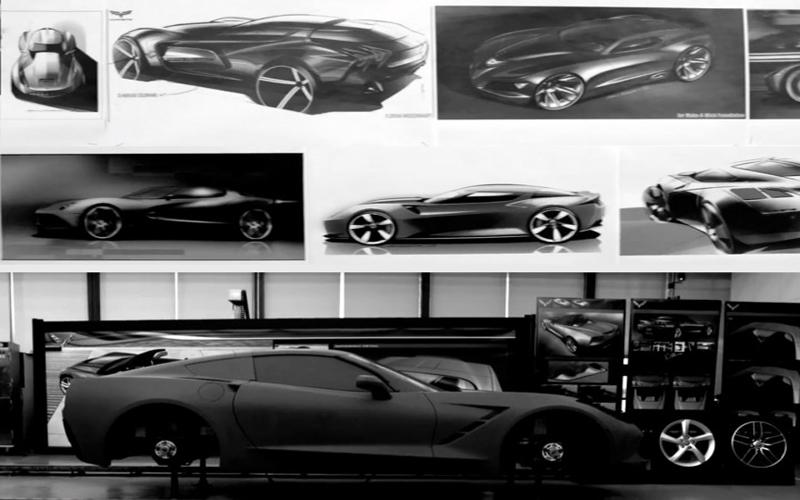 2014-Corvette-Stingray-Design-Sketches-01-720x540