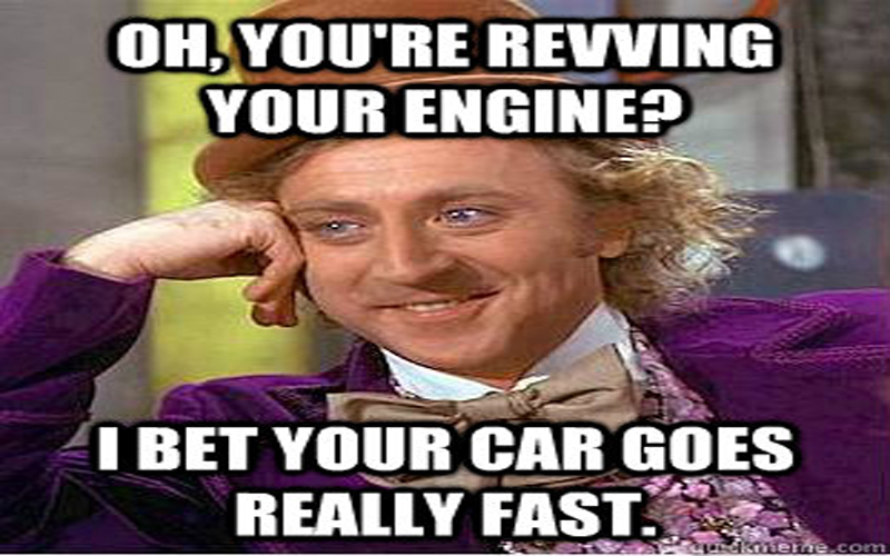 Engine Rev