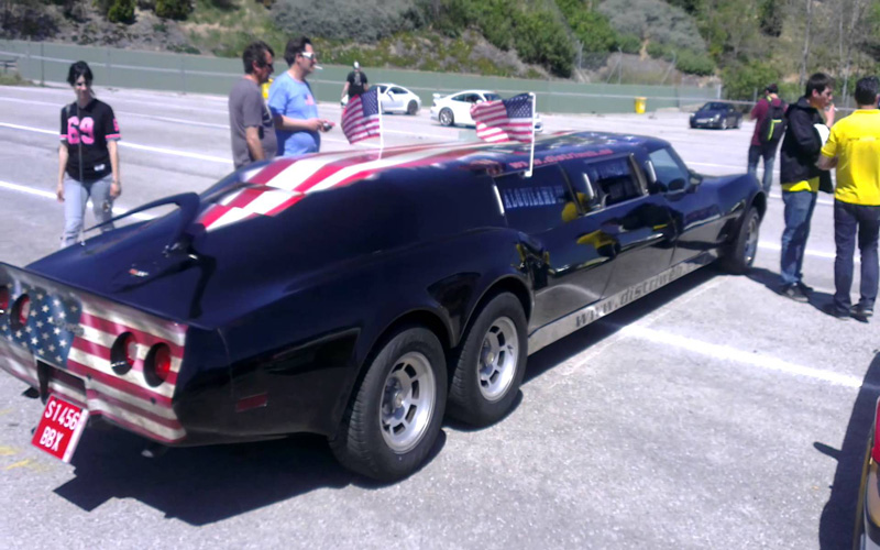 Patriot Limo