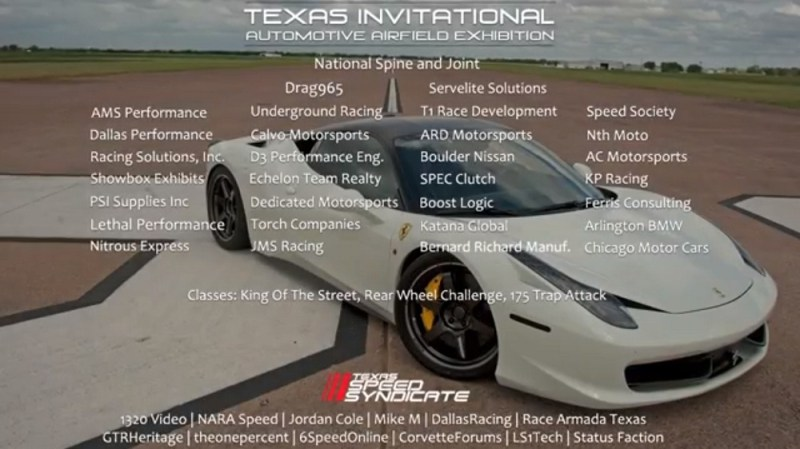 Texas Invitational