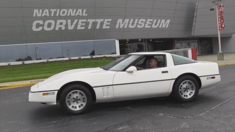 National Corvette Museum >> Only Surviving 1983 Corvette Runs Again! - CorvetteForum