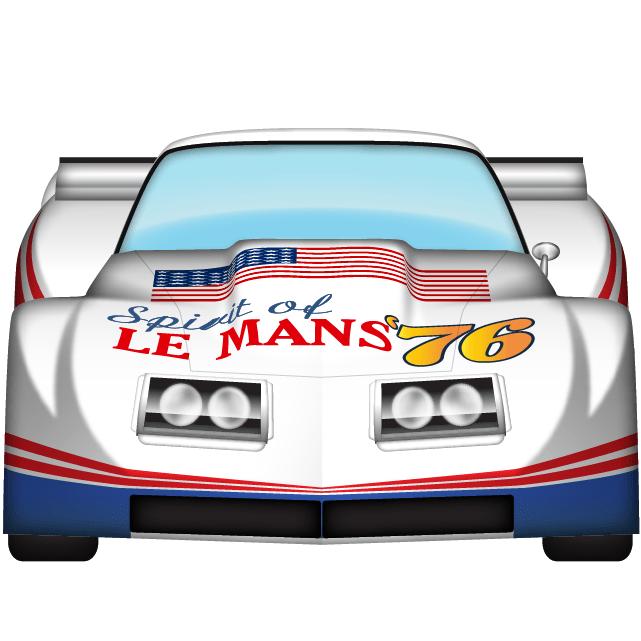 Corvette emojis