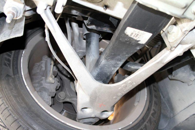rear-spring