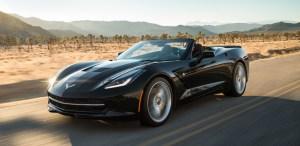 Corvette vs. Camaro