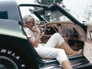 Corvette - Farrah Fawcett