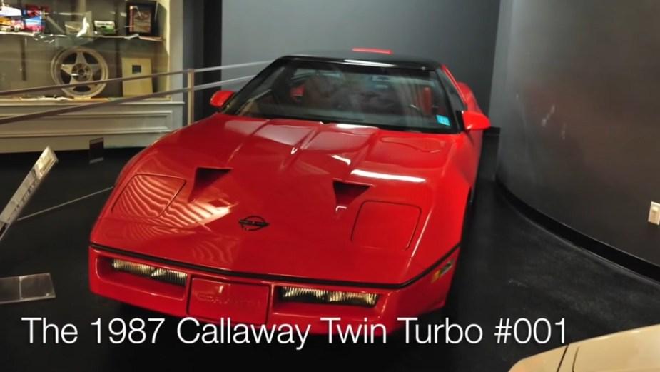 1987 Callaway Twin Turbo