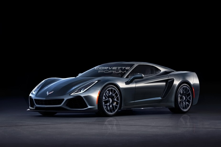 Mid-Engined Corvette Pricing