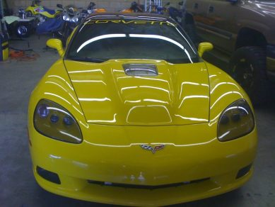 headlight bulb corvette