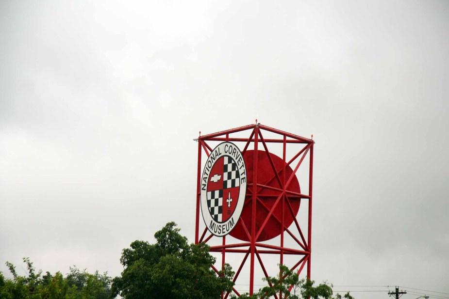National Corvette Museum Tower