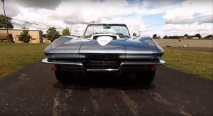 1967 Corvette Sting Ray Convertible