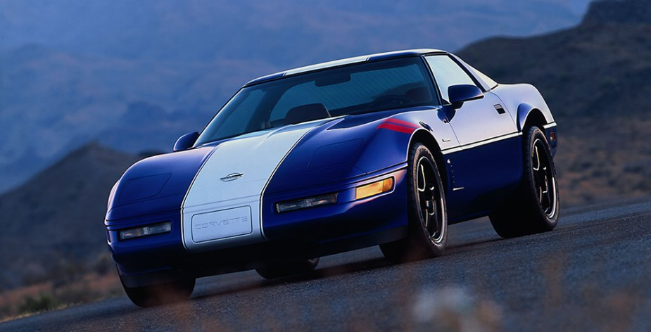 What is your C4 Corvette worth?