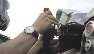 A sequential gearbox in a BAC Mono