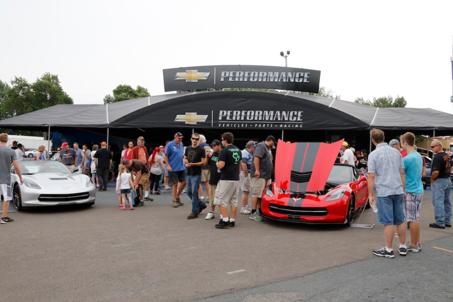 Corvette maintains a strong presence at the Car Craft Summer Nationals