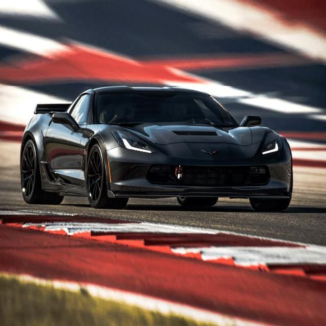 We still love the C7 Corvette.
