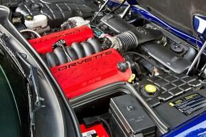 Commemorative Edition Z06 Family Le Mans Blue